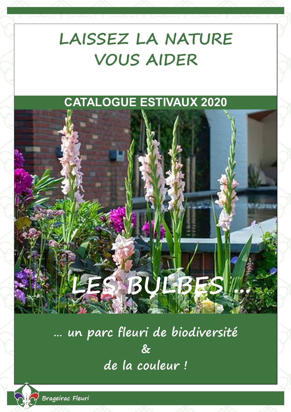 Catalogue bulbes estivaux 2020